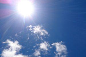 空手の暑さ対策。夏場の練習を乗り切るおすすめの方法