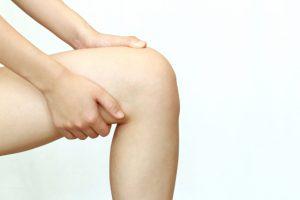 相手の間合いに簡単に入ることができる空手の膝抜きの方法